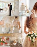 Inspiration Boards: Pink - Elizabeth Anne Designs: The Wedding Blog