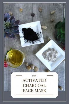 This powerful DIY Activated Charcoal Face Mask brightens and evens out skin tone. Its purifying and detoxifying properties are great for acne prone skin. #SkinCareTipsAndTricks #CharcoalMaskRecipe Activated Charcoal Face Mask, Charcoal Face Scrub, Charcoal Mask, Face Mask For Blackheads, Acne Face Mask, Diy Face Mask, Skin Mask, Face Scrub Homemade, Homemade Face Masks