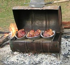 Image result for drum oven
