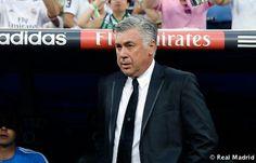 Ancelotti C Real, Carlo Ancelotti, Real Madrid