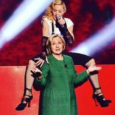 Commentary & Analysis by L. A. Marzulli Katy Perry 'Roars' for Hillary Clinton in Philadelphia I find this alliance alarming and here's why. Katy Perry, Beyonce and Madonna are all…