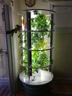 27 Ideas Awesome On How To Build Tower Garden | DIY Vertical Gardening by Pioneer Settler at pioneersettler.co...