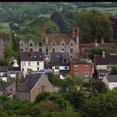 The charming village of Hay-on-Wye in Wales