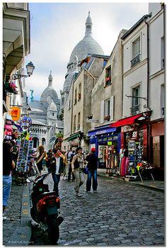 ✮ Montmartre, France