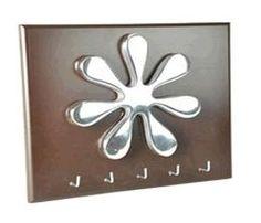 Porta Llaves Mancha con Madera #Porta #llaves #madera #mancha #pewter