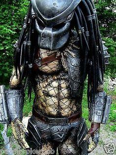 Full Predator costume prop custom suit collectible P1 | Costumes