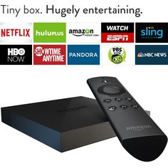 Amazon Fire TV – Streaming Media Player – Shop Now