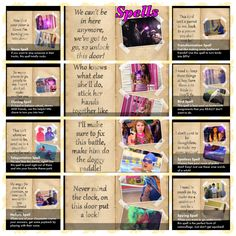 Every witch way spells!