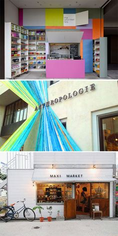 Retail Signage, Part 2 | Rena Tom / retail strategy, trends and inspiration for creative businesses