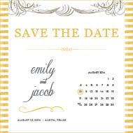 Save the Date Templates | TheKnot.com