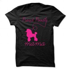 Poodle - #shirt pattern #shirt skirt. BUY NOW => https://www.sunfrog.com/Pets/Poodle-5975-Black-Guys.html?68278
