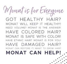 Monat is for EVERYONE