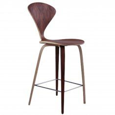 Norman Cherner Style Bar Stool