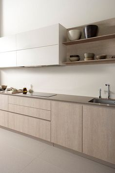 Home Decor Industrial Javier Cabezn - Serie 45 Kitchen Room Design, Kitchen Cabinet Design, Modern Kitchen Design, Kitchen Layout, Home Decor Kitchen, Kitchen Living, Interior Design Kitchen, Home Kitchens, Living Room