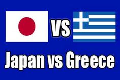 JAPAN  0 -0  GREECE (Full-Time) -2014 FIFA World Cup, Estadio das DunasNatal (BRA)19 Jun 2014 - Group stage - Group C