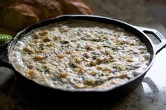 This Baked Spinach Artichoke Dip recipe includes SHRIMP and let me tell you it's a game changer. Dip with toasted bread, crackers or veggies! Baked Spinach Artichoke Dip, Shrimp Dip, Appetizer Dips, Yummy Eats, Slow Cooker Chicken, Dip Recipes, Christmas Baking, Slow Cooker Recipes, Lauren's Latest