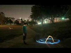 Sprint Commercial Pika Pika painting with light http://www.youtube.com/watch?v=EvELLlfcBKQ