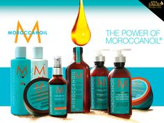 Shop hair care products by Moroccan oil at our nearest outlet and experience silky & frizz free hair with this rarest oil. Make Hair Grow Faster, Grow Hair, Orlando, Secret Nails, Frizz Free Hair, Best Salon, Moroccan Oil, Making Waves, Canal E
