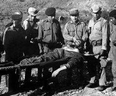 The Death of Che Guevara | La Muerte del Che Guevara.Fueron a por ti compadre.