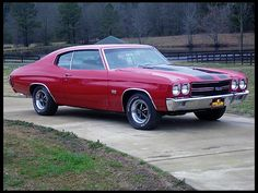 1970 Chevelle SS 396