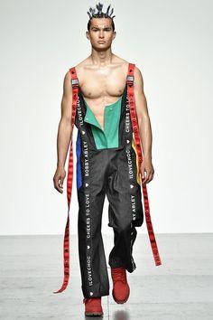 Bobby Abley   Menswear - Spring 2018   Look 2