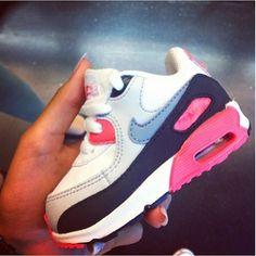 Baby Nikes so cute