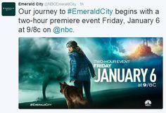 Emerald City Announces Its Premiere Date! - Voice of TV