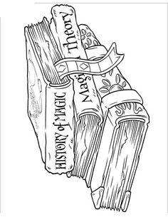 harry potter vinyl decal - Etsy FR   Anniv Harry Potter   Harry Potter, Pochoir citrouille et ...