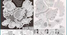 Form Crochet, Crochet Art, Thread Crochet, Filet Crochet, Crochet Animals, Crochet Motif, Irish Crochet, Crochet Designs, Crochet Doilies