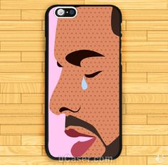 Drake cry Hotline Bling iPhone Cases Case