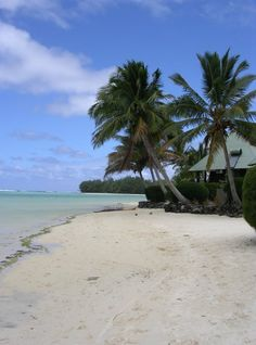 Muri Beach, Rarotonga, Cook Islands. One of the most beautiful places in the world.