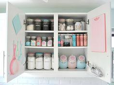 My baking cupboard   Flickr - Photo Sharing!