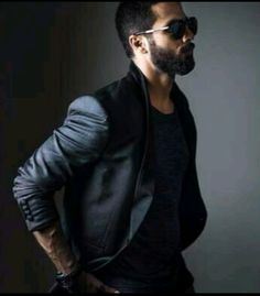 Sneak peak into Shahids new GQ India photo shoot!