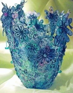 Beautiful work by Kathleen Laurel Sage