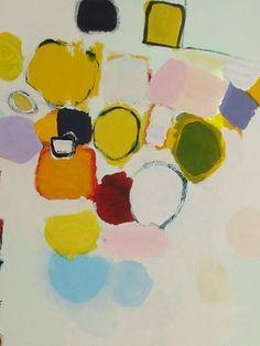 Saatchi Online Artist Sarah Stokes; Painting, stepping stones #art