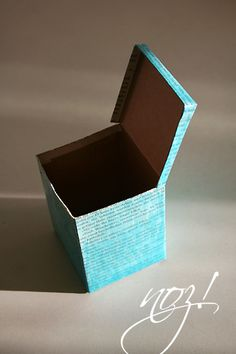 Milchbox-Recycling
