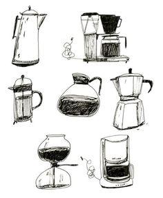 Filterkoffie 2.0 door koffiestation van Douwe & Emiel - Leuke culinaire dingen doen - unieke restaurant, kook, vegetarische, boodschappen, keuken en wijn tips.