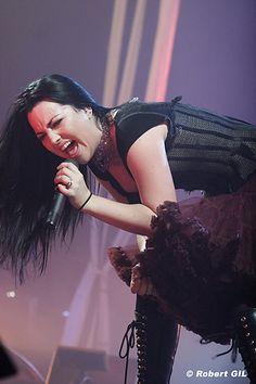 Amy Lynn Lee Hartzler  - Evanescence 158 by gamerakel, via Flickr