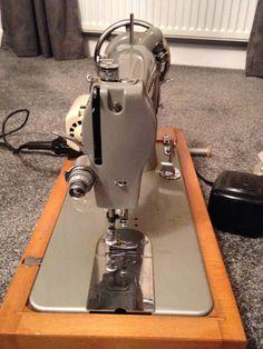 Vintage Seamstress Dikiş Makinası (Çalışma) • £ 40,00 - PicClick Birleşik Krallık