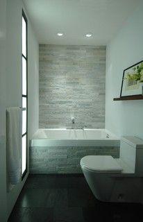 California Cool in the Castro-Bathroom - modern - bathroom - san francisco - by Mark Brand Architecture