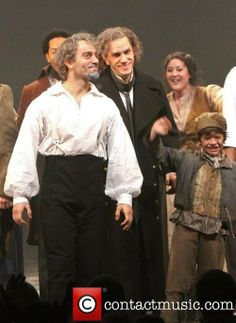 Les Mis Broadway opening night :)