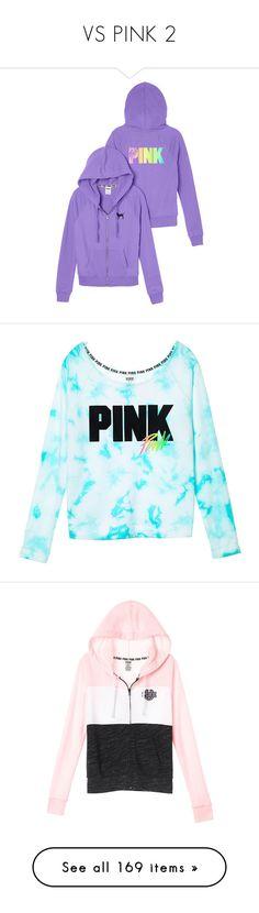 """""""VS PINK 2"""" by michaela10marie ❤ liked on Polyvore featuring tops, hoodies, zipper hoodie, pink zip hoodie, light weight hoodies, zip hoodie, purple zip hoodie, lightweight hoodie, lightweight hoodies and lightweight hooded sweatshirt"""