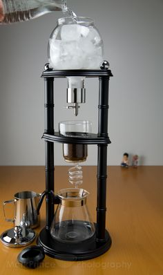 How to Brew Ice Drip Coffee