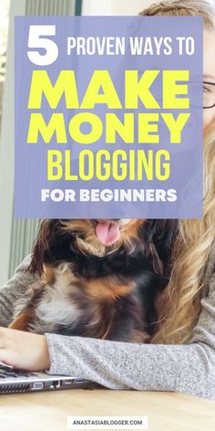 Want to learn how to make money blogging? Grab the best ways to make money blogging for beginners. I tried these monetization strategies on my new blog and they work! Can you make money blogging fast or does it take years? All answers at anastasiablogger.com #blogging #startablog #blogger #howtostartablog #makemoneyonline Earn Money Fast, Earn Money Online, Make Money Blogging, Way To Make Money, Online Work From Home, Work From Home Jobs, Food Stamps, Making Extra Cash, Blogging For Beginners