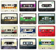 Casset Tapes