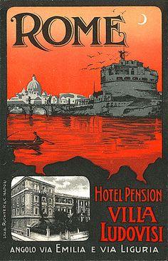 Vintage Italian Posters ~ #Italian #vintage #posters ~ Liguria