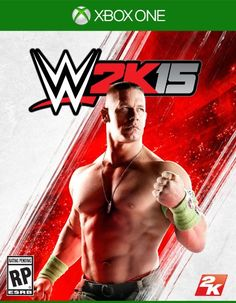 Can't wait to get WWE 2K 15 it looks awesome!!! :D