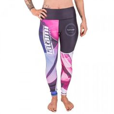 Tatami Ladies Prism Spats Gym Leggings Fitness BJJ MMA Grappling Running   fashion  clothing   71ee83ab7fe
