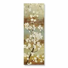 ''Blossom Canopy I'' Canvas Wall Art by Asia Jensen