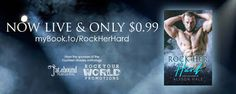 Book Blitz : Rock Her Hard by Alyson Hale    Title: Rock Her Hard: An Alpha Male Rockstar RomanceSeries: Rock Her Series (#1)  Author: Alyson Hale  Release Date: March 15th 2017  Genre: Rockstar/Contemporary Romance   SYNOPSIS   I'm a lone wolf a lost cause. Pushing people away has become an art form for me. I was doing well at shutting down my heart until I met her. Now I'll risk everything I've built just to have her by my side. I didn't come to Georgia looking for love... When my band…